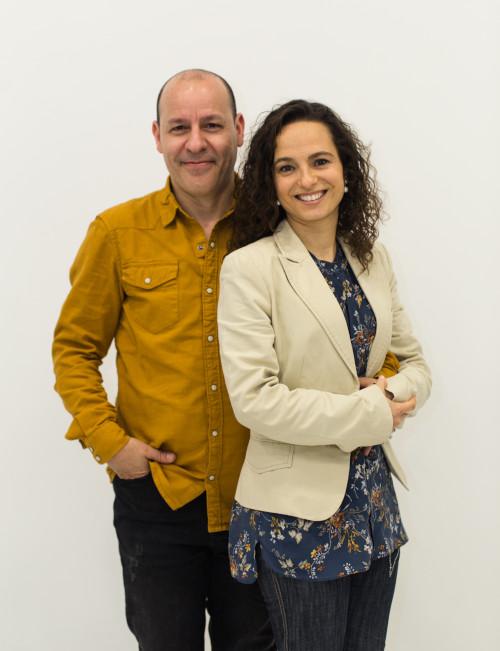 Pastores Rui e Nanda da Cunha Alves