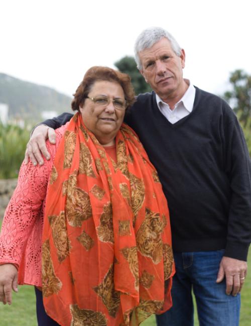 Pastores Fernando e Filomena Medanha