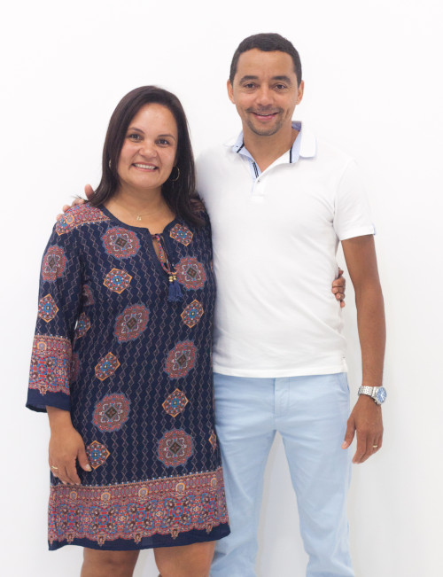 Pastores Diogo e Viviane Silva